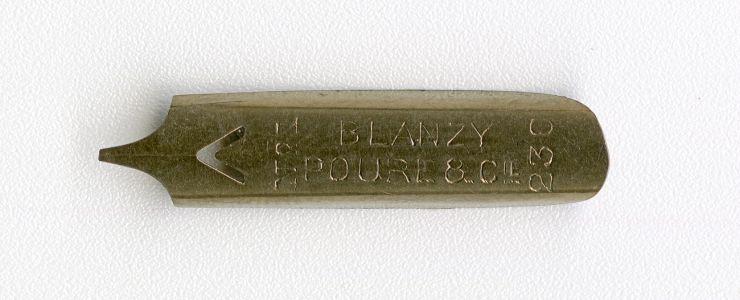 BLANZY POURE&Cie 230 №1 2