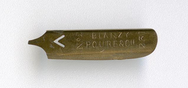 BLANZY POURE&Cie 231 №2