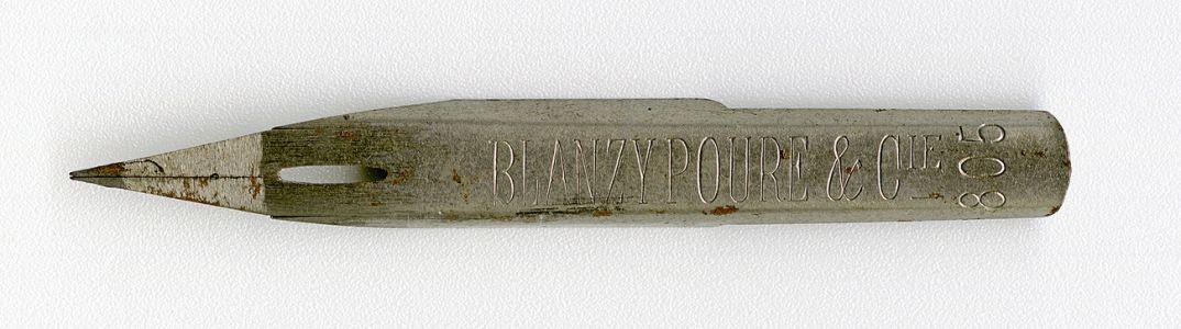 BLANZY POURE&Cie 805