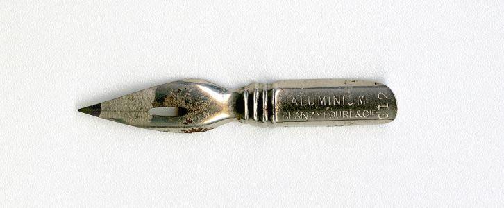 BLANZY POURE&Cie ALUMINIUM №612