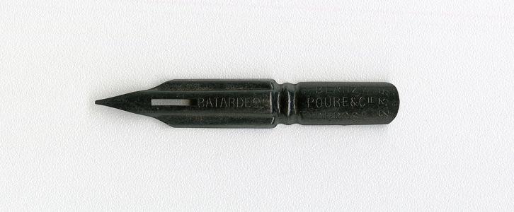 BLANZY POURE&Cie BATARDE DEPOSE №1 235