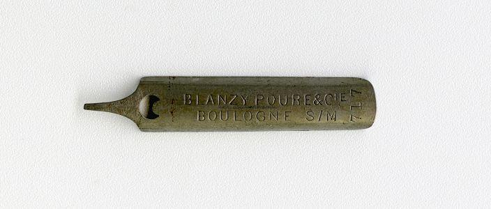 BLANZY POURE&Cie BOULOGNIE Sm 717