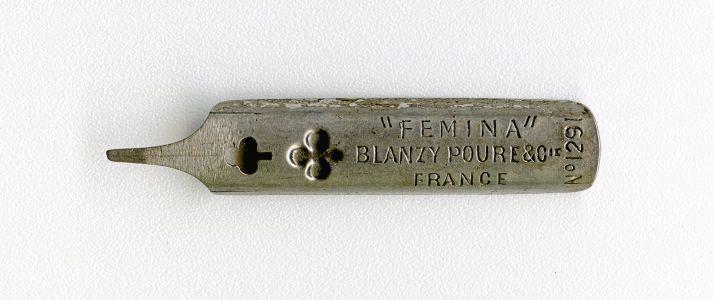 BLANZY POURE &Cie FEMINA FRANCE №1291 Best