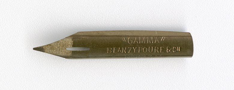 BLANZY POURE&Cie GAMMA №633 M