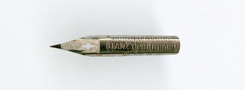 BLANZY POURE&Cie MICROSCOPIQUE №321
