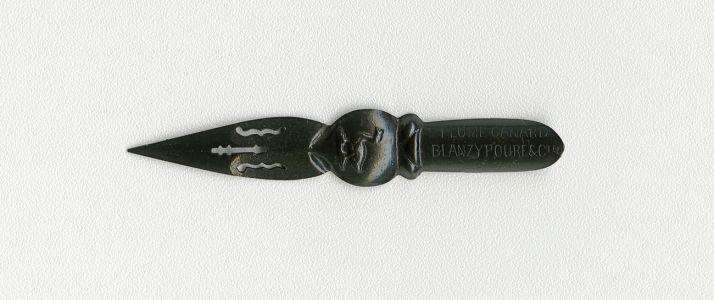 BLANZY POURE&Cie PLUME CANARD 870