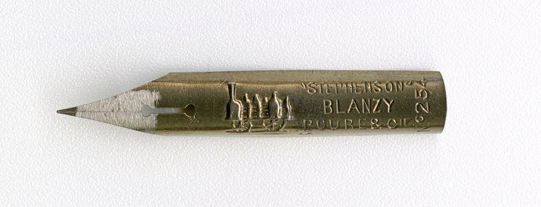 BLANZY POURE&Cie STEPHENSON №254