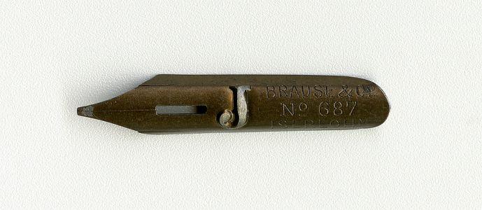 BRAUSE&Co ISERLOHN J №687