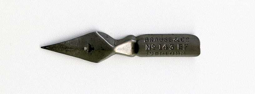 BRAUSE&Co ISERLOHN №143 EF