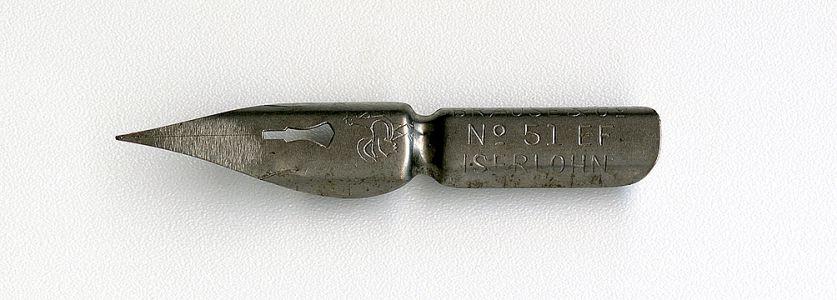 BRAUSE&Co ISERLOHN №51 EF Cock