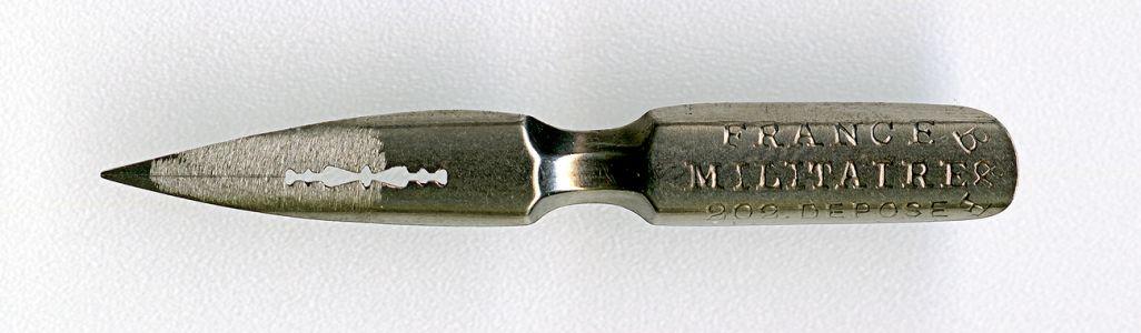 B&F FRANCE MILITARE DEPOSE 202