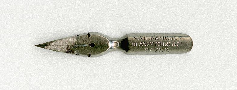 Blanzy Poure&Cie ATLANTIQUE №755 EF