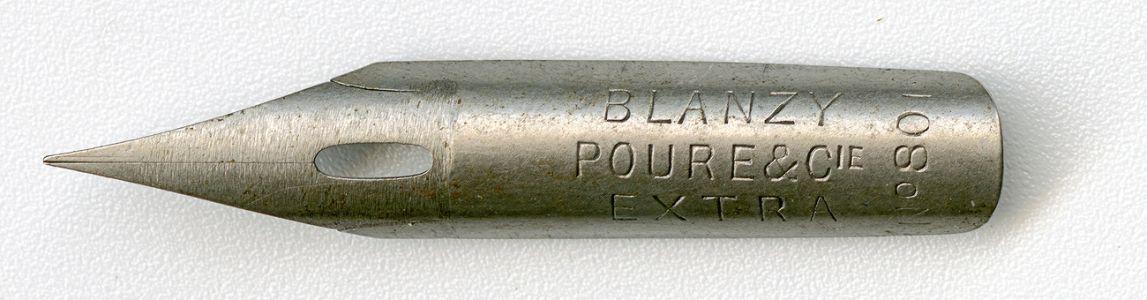 Blanzy Poure&Cie Extra №801