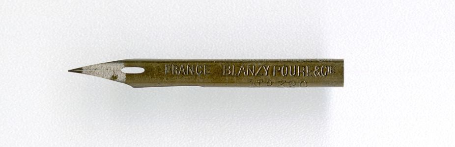 Blanzy Poure&Cie PLUME LILLIPUT FRANCE №320 2