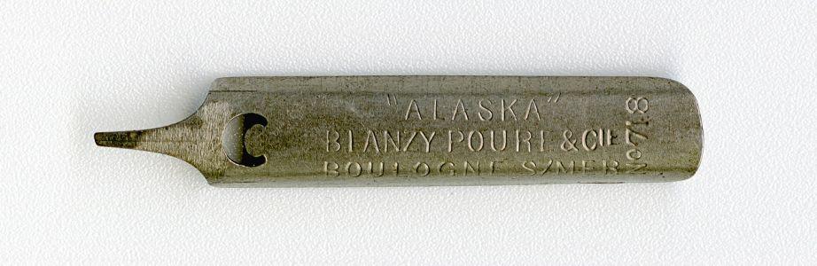 Blanzy Pure&Cie ALASKA BOULOGNI S MER №718