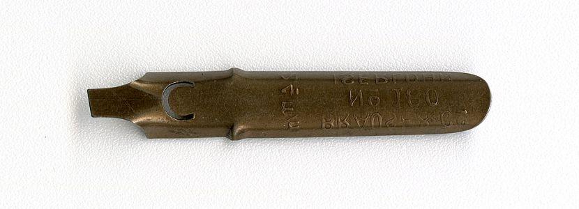 Brause&Co 4 5mm №180 ISERLOHN Rev