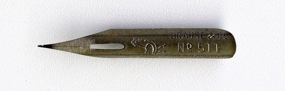 Brause&Co ISERLOHN №511 Cock