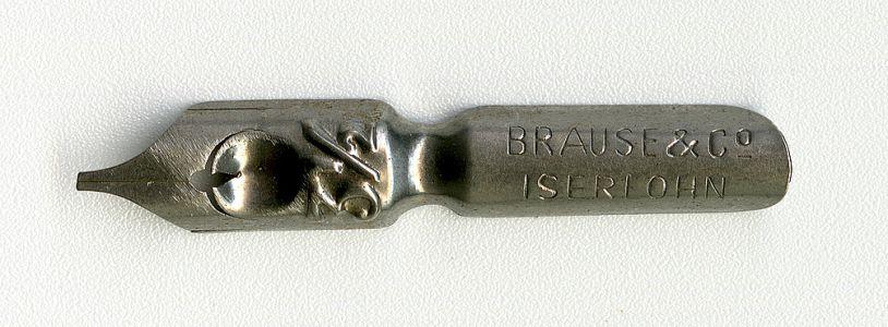 Brause&Co  3 1-2 ISERLOHN