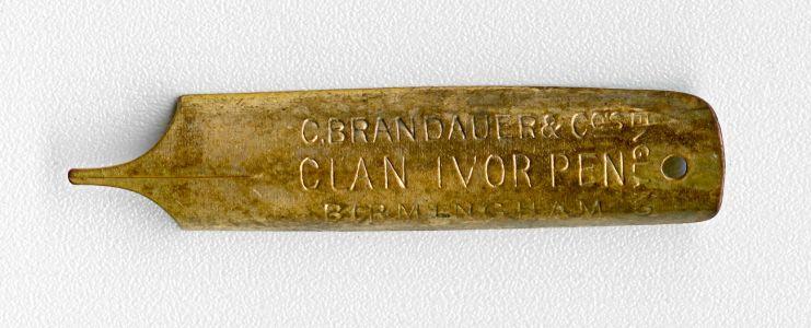 C.BRANDAUER&Co`S CLAN IVOR PEN Birmingham England