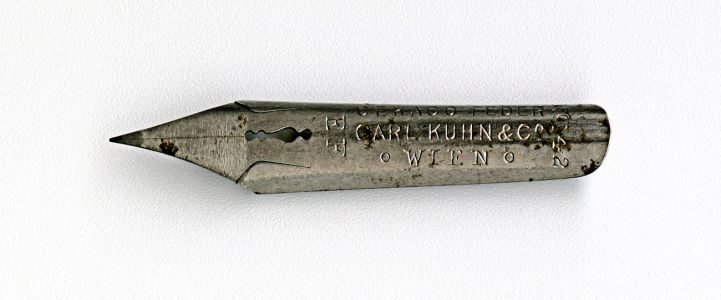 CARL KUHN & Co WIEN CEKACO FEDER №142