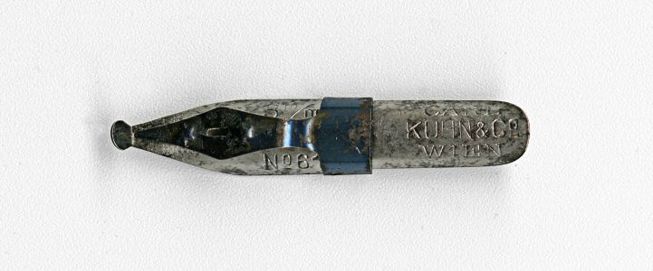 CARL KUHN & Co WIEN №61 3mm