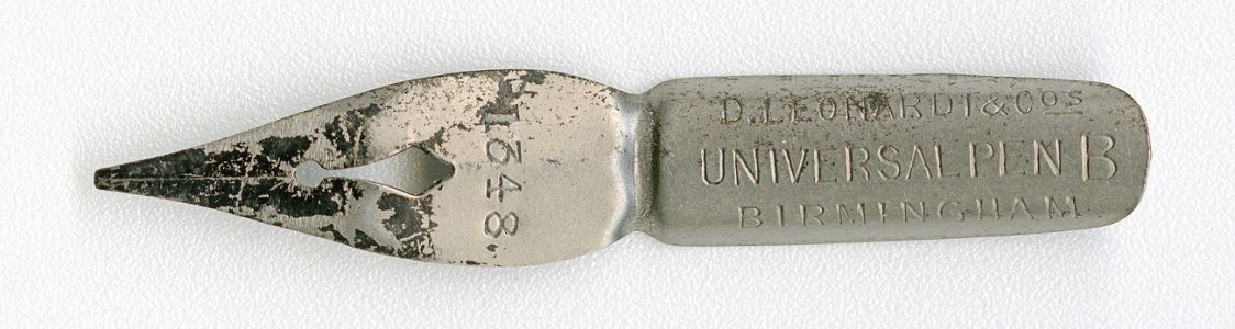 D.LEONARDT&Co UNIVERSAL PEN BERMINGHAM B №1348