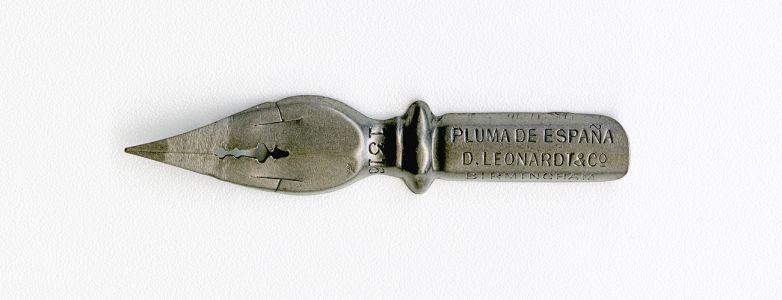 D. LEONARDT&Co BERMINGHAM PLUME DE ESPANA 1316