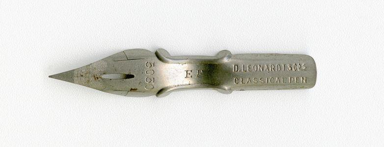D. LEONARDT&Co CLASSICAL PEN EF 5030