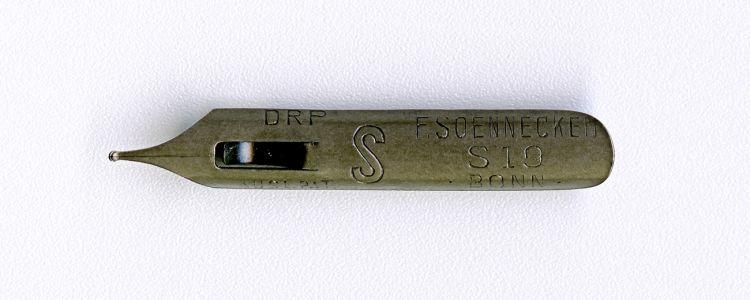 F. SOENNECKEN BONN DRP AUSL. PAT S19