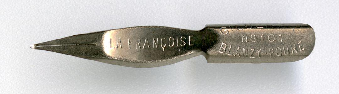 Gilbert&Blanzy Poure №101 LA FRANCOISE