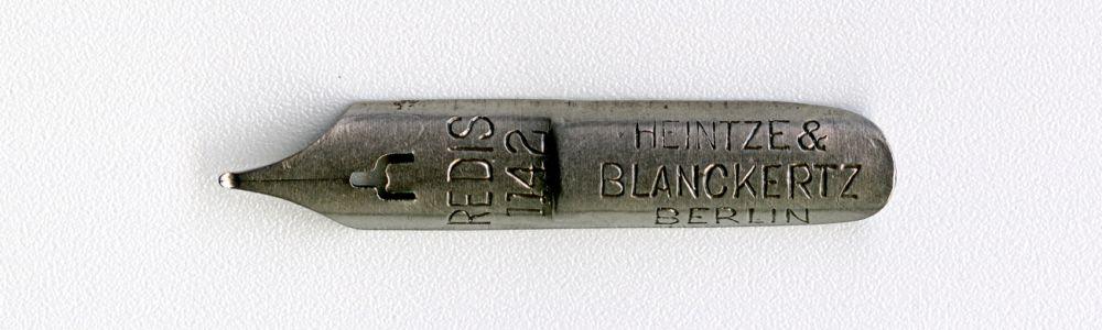 HEINTZE & BLANCKERTZ BERLIN REDIS 1142
