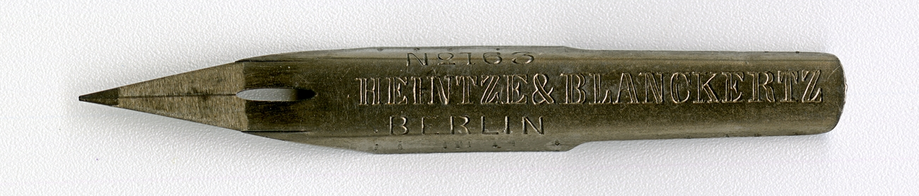 HEINTZE & BLANCKERTZ BERLIN №2163