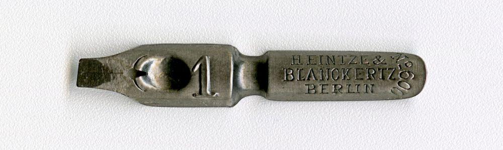 HEINTZE & BLANCKERTZ BERLIN №600 1