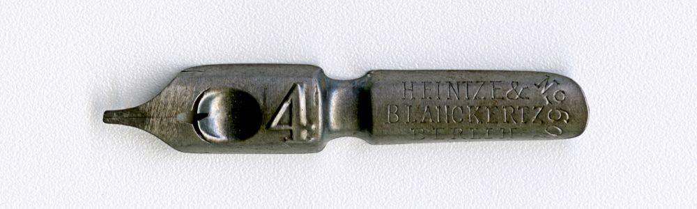 HEINTZE & BLANCKERTZ BERLIN №600 4