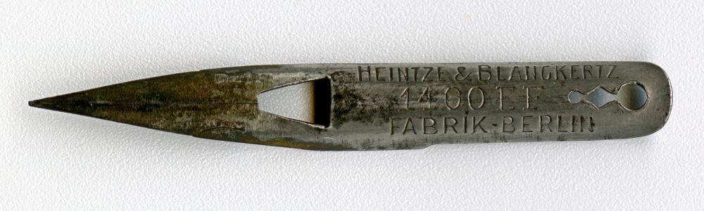Heintze & Blanckertz FABRIK-BERLIN 1400 EF