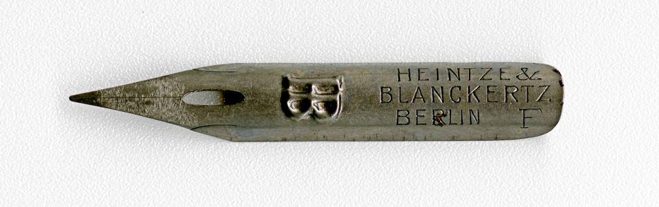 Heintze Blanckertz HB Berlin F
