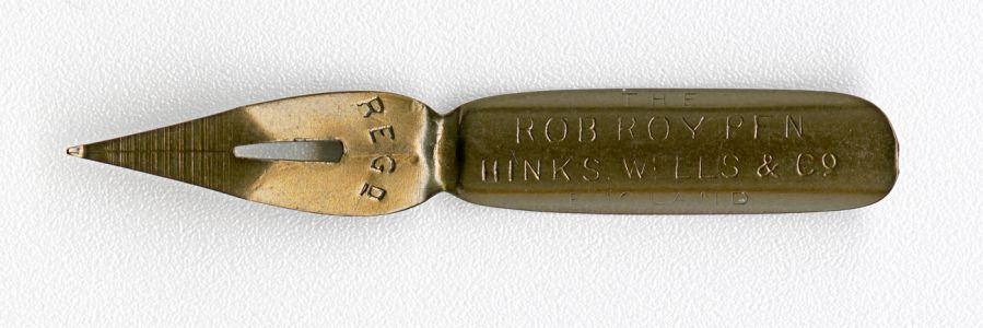 Hinkswells&Co ROB ROY PEN REG D ENGLAND