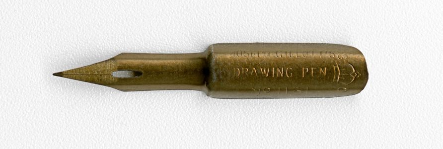 JOSEPH GILLOTT`S DRAWING PEN №1151 S-O