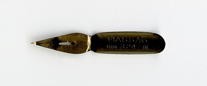 MASSAG 324 MADE IN CZECHOSLOVAKIA