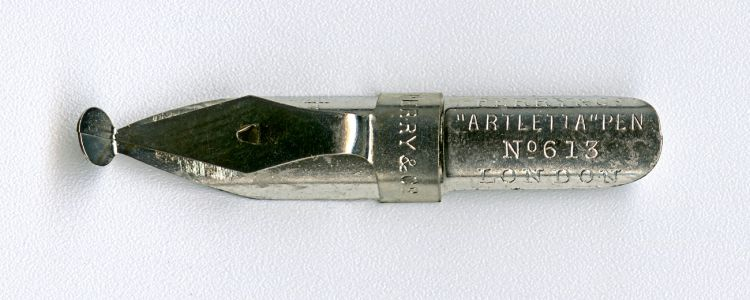 PERRY&Co ARTLETTA PEN №613 LONDON