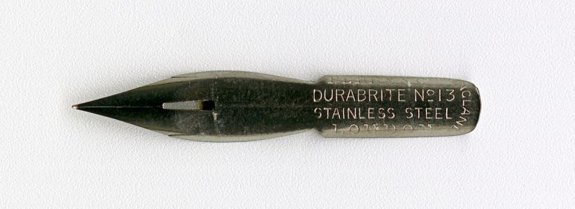 PERRY&Co DURABRITE STAINLESS №13 LONDON ENGLAND