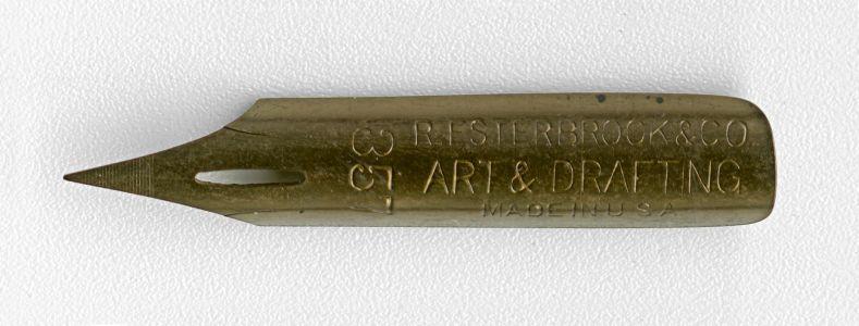 R.ESTERBROOK&Co Art&drafting USA 357