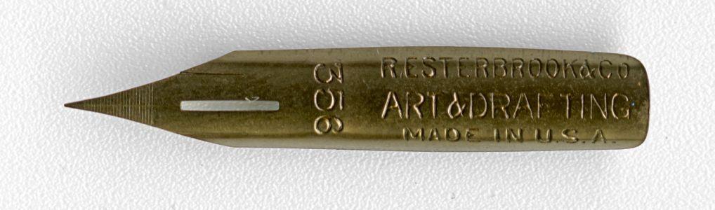 R.ESTERBROOK&Co Art&drafting USA №356