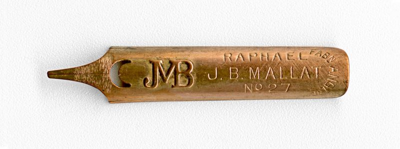 RAPHAEL J.B.MALLAT №27 FABnANGL Red