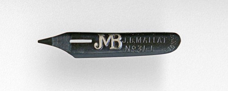 RUBENS J.B.MALLAT №31-1 FABnANGLse Black