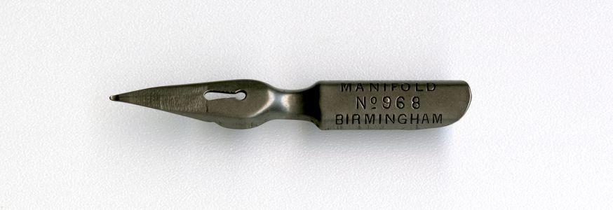 SOMMERVILLE&Co MANIFOLD №968 BIRMINGHAM