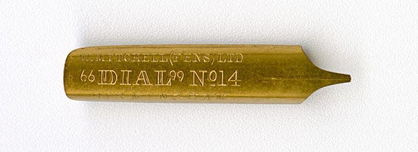 W.M.MITCHELL PENS LTD DIAL №14 BIRMINGHAM