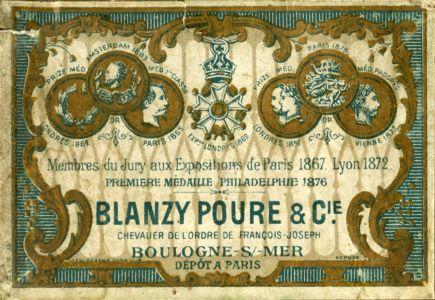 Box BLANZY POURE 006