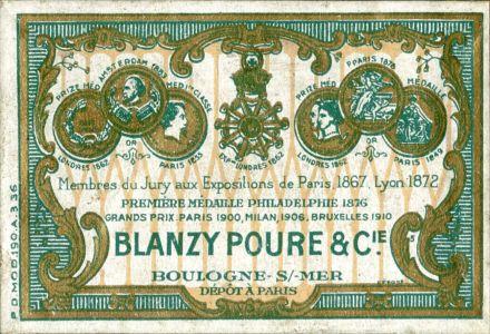 Box BLANZY POURE 007