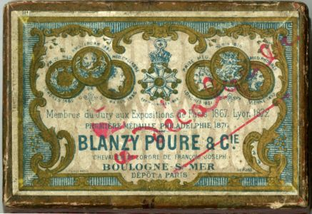 Box BLANZY POURE 018